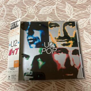 POP U2 国内盤(ポップス/ロック(洋楽))