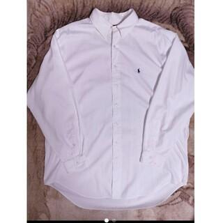 ポロラルフローレン(POLO RALPH LAUREN)のシャツ オーバーサイズ バンド ワンポイント 90 CLASSIC FIT(シャツ)