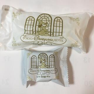 ディズニー(Disney)の東京ディズニーランドホテル 石鹸、くし(ボディソープ/石鹸)