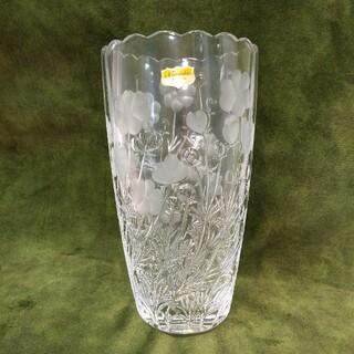 ノリタケ(Noritake)のお値段相談可 ノリタケ クリスタル 花瓶(花瓶)