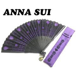 ANNA SUI - ANNA SUI扇子