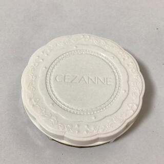 セザンヌケショウヒン(CEZANNE(セザンヌ化粧品))のセザンヌ UVシルクカバーパウダー 02ナチュラル(フェイスパウダー)