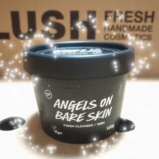 LUSH - お試しに ラッシュAngels On Bare Skin 天使の優しさ LUSH
