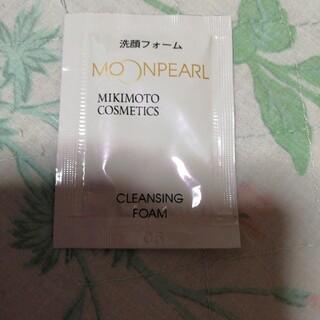 ミキモト(MIKIMOTO)のミキモト 洗顔フォーム(洗顔料)