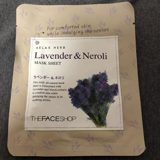 THE FACE SHOP(ザフェイスショップ)のザフェイスショップ マスク コスメ/美容のスキンケア/基礎化粧品(パック/フェイスマスク)の商品写真