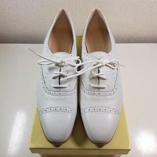 プールサイド(POOL SIDE)の大人気★POOL  SIDE/パンプス★新品(25cm)(ローファー/革靴)