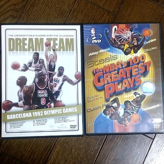 バスケットボール NBA DVD(スポーツ/フィットネス)