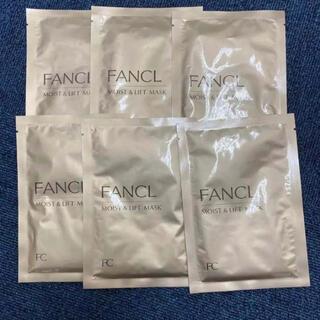 ファンケル(FANCL)の ファンケル モイスト&リフトマスク 28mL × 6枚(パック/フェイスマスク)