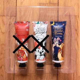 ディズニー(Disney)のディズニーストア ハンドクリーム わんわん物語 レディ トランプ アップルの香り(ハンドクリーム)