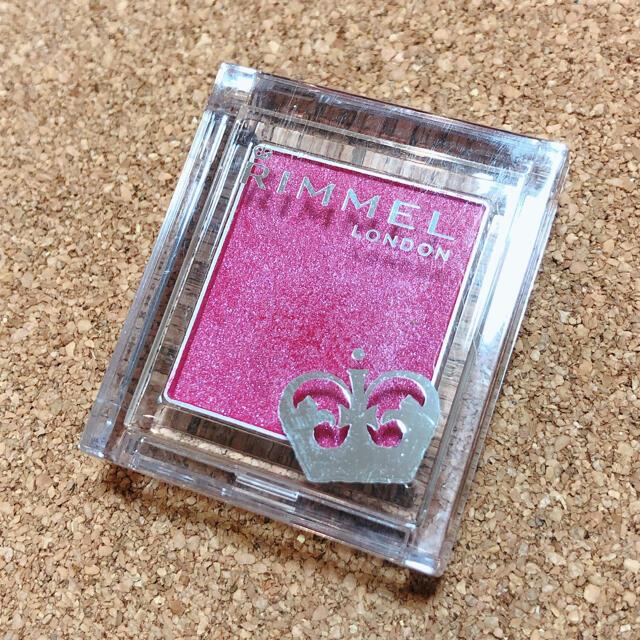 RIMMEL(リンメル)のリンメル プリズム パウダーアイカラー 010 ピンク ラメ パール コスメ/美容のベースメイク/化粧品(アイシャドウ)の商品写真