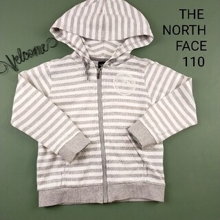 THE NORTH FACE - SALE THE NORTH FACE パーカー ボーダー 110