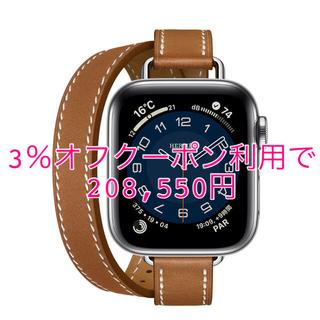 Hermes - 【最終値下げ】AppleWatch6 HERMES アップルウォッチ エルメス