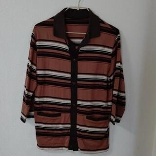 アダムエロぺ(Adam et Rope')のアダムエロペ  七分袖 カットソー 40サイズ(Tシャツ/カットソー(七分/長袖))