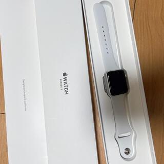 Apple Watch seri3(腕時計(デジタル))