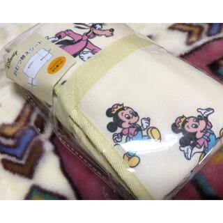 ディズニー(Disney)のレトロミッキー オムツ替えシート ディズニー ミニー プルート (おむつ替えマット)