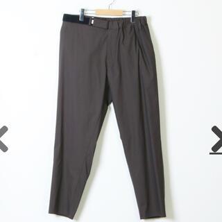 COMOLI - グラフペーパー  Stretch Typewriter Chef Pants