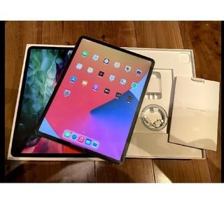 アイパッド(iPad)の新品未使用ipad pro 12.9 インチ512GB 第四世代 スペースグレー(タブレット)