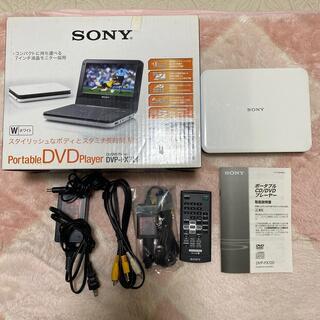 SONY - SONY ポータブルDVDプレーヤー 720