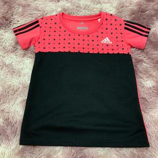 アディダス(adidas)のadidas スポーツTシャツ(Tシャツ/カットソー)