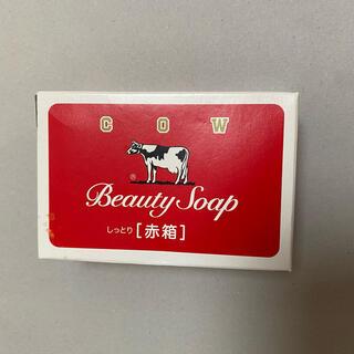 カウブランド(COW)の牛乳石鹸 カウブランド 赤箱(1コ入(100g))(ボディソープ/石鹸)
