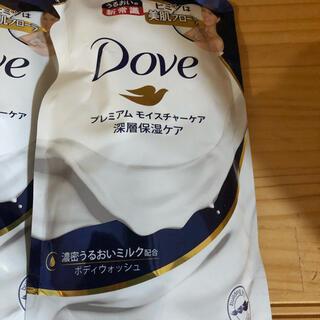 ユニリーバ(Unilever)のダブ ボディソープ 詰め替え用1個(ボディソープ/石鹸)