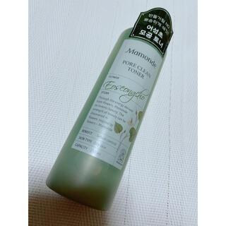 アモーレパシフィック(AMOREPACIFIC)の新品 マモンド ポアクリーントナー 化粧水(化粧水/ローション)