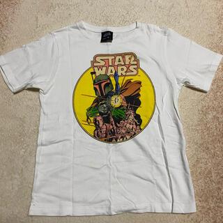 GU - GU ジーユー スターウォーズ 半袖 tシャツ 130 キッズ 子供服