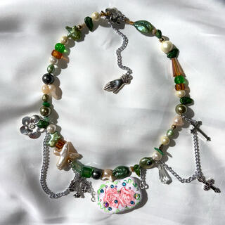 Handmade necklace (ネックレス)
