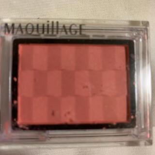 マキアージュ(MAQuillAGE)のSHISEIDO MAQuillAGE チークpk313(チーク)