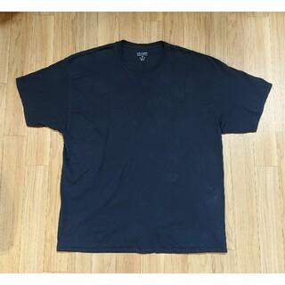 チャンピオン(Champion)の良品 CHAMPION チャンピオン 半袖 Tシャツ 3XL ネイビー(Tシャツ/カットソー(半袖/袖なし))