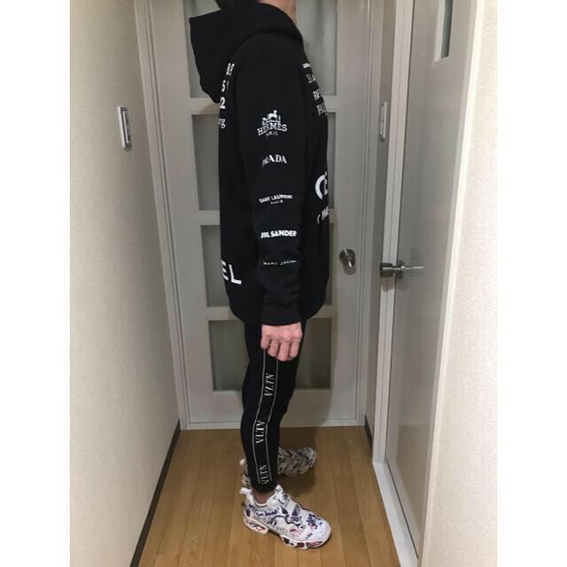 Gucci(グッチ)の★ハイブランドロゴパーカー★ メンズのトップス(パーカー)の商品写真