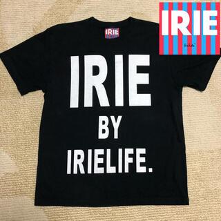 アイリーライフ(IRIE LIFE)のIRIE LIFE BIG LOGO s/s Tshirt(Tシャツ/カットソー(半袖/袖なし))