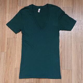 アメリカンアパレル(American Apparel)の良品 American Apparel アメリカンアパレル  半袖Tシャツ S(Tシャツ/カットソー(半袖/袖なし))
