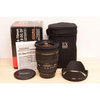 SIGMA - E01◆SIGMA 24-70mm F2.8 ペンタックス用 /3121-11
