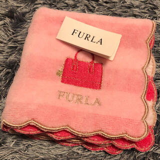 Furla - 新品未使用 FURLA ハンドタオル