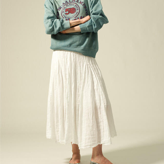 Ron Herman - 新品未使用 CP SHADES Lily Linen Skirt