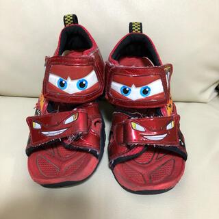 ディズニー(Disney)のカーズ キッズ サンダル 16 靴(サンダル)