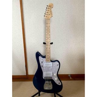 フェンダー(Fender)のFender Japan Hybrid Jazzmaster Indigo(エレキギター)