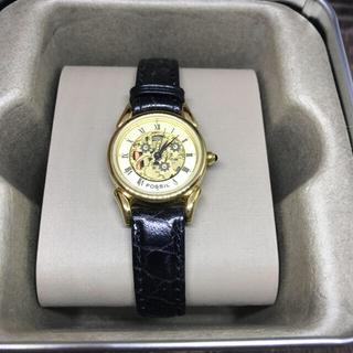 フォッシル(FOSSIL)のフォッシル レディース腕時計 お洒落 廃盤(腕時計)