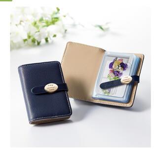 ANNA SUI - キーケース カードケース ブルー