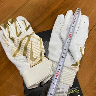 ナイキ(NIKE)の【日本未発売】ナイキ バッティング手袋 XLサイズ(グローブ)