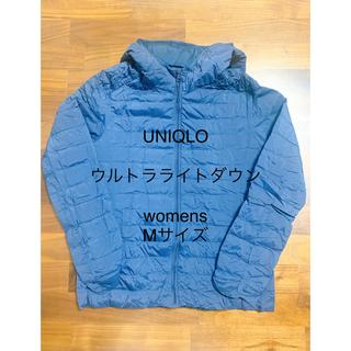 ユニクロ(UNIQLO)のwomens UNIQLO ウルトラライトダウン Mサイズ(ダウンコート)