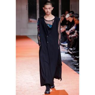 ヨウジヤマモト(Yohji Yamamoto)のyohji yamamoto pour homme 18AW スカートパンツ(サルエルパンツ)