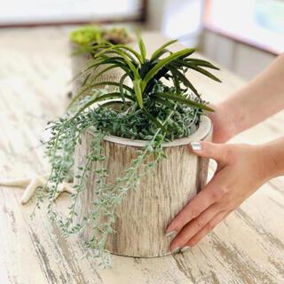 鉢 フラワーポット 木製(プランター)