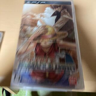 ワンピース ROMANCE DAWN 冒険の夜明け PSP(携帯用ゲームソフト)