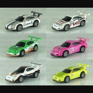 ポルシェ(Porsche)の新品ポルシェカレラカップジャパンプルバックカーコレクション全6種フルコンプ(ミニカー)