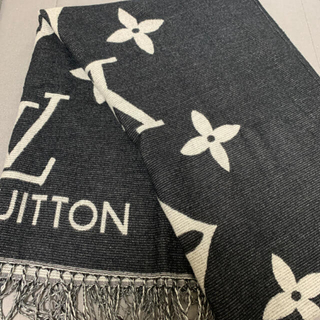 LOUIS VUITTON - 値下げ ルイヴィトン マフラー ストール