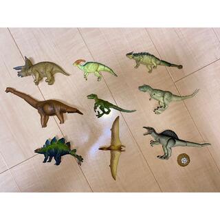 Takara Tomy - アニア 恐竜9体(廃盤2体含む)