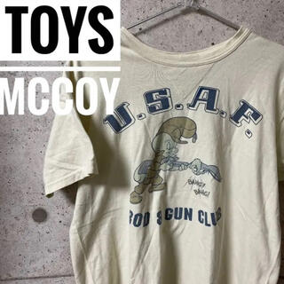 TOYS McCOY - TOYS McCOY Tシャツ バックスバニー