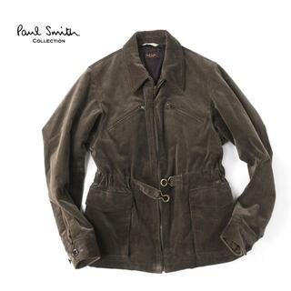 ポールスミス(Paul Smith)のPaul Smith collection コーデュロイジャケット(ブルゾン)